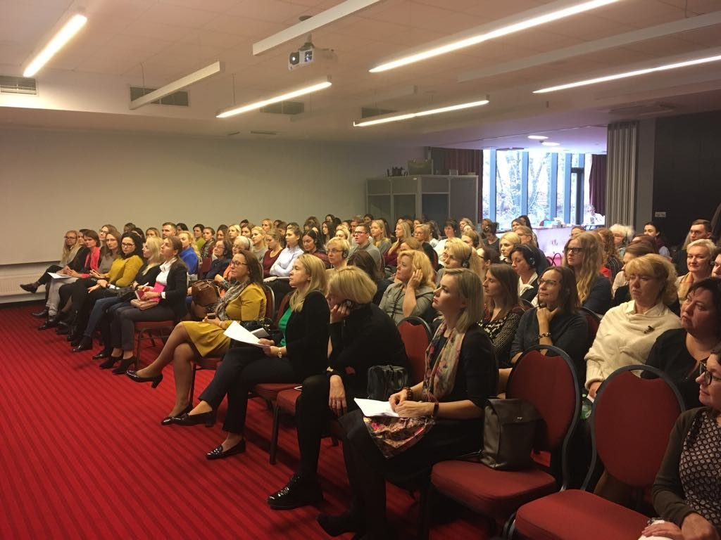 Tarptautinė vaikų odontologų konferencija